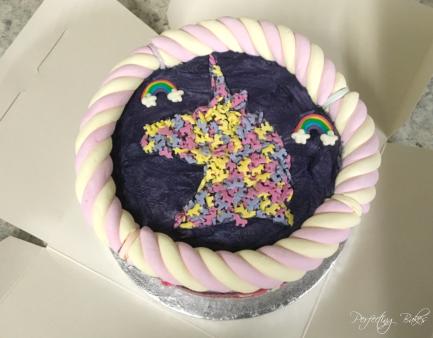 Unicorn Cake Karen Made
